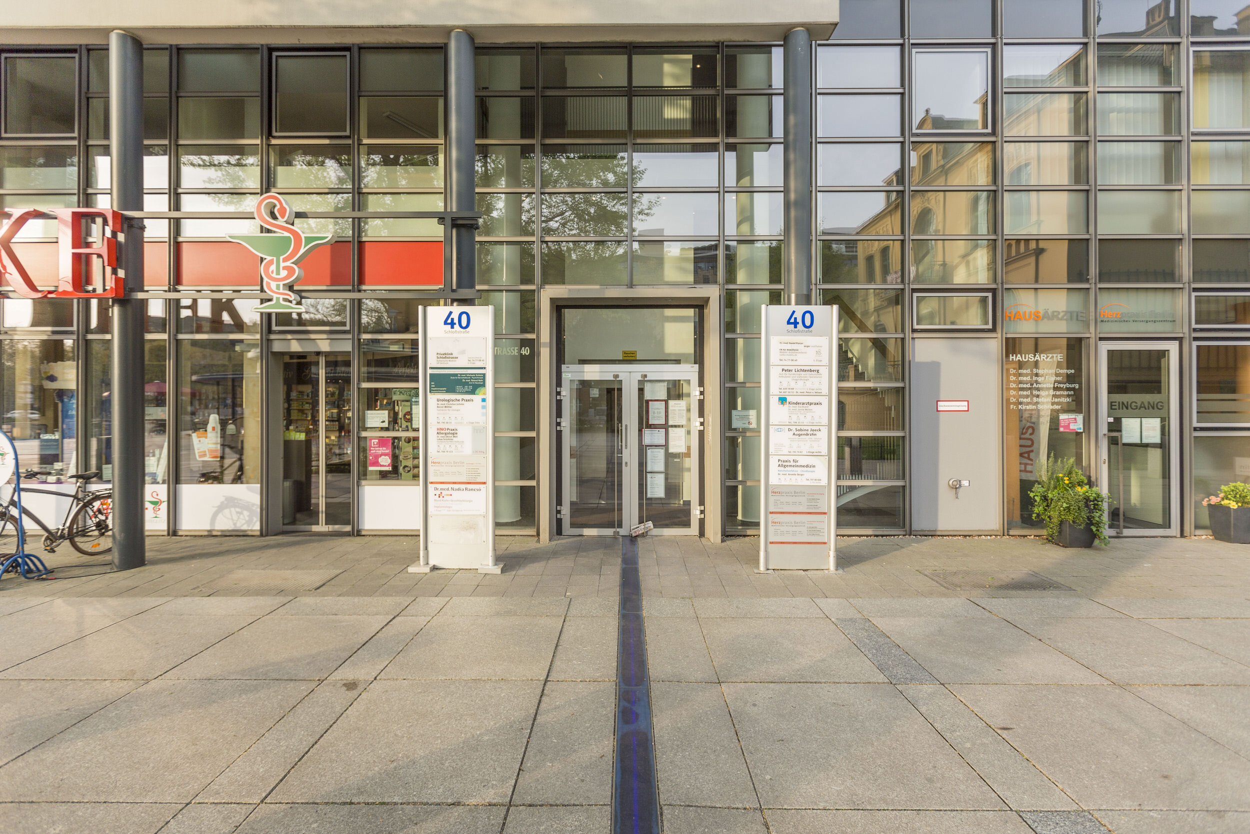 finest selection 18e57 da641 Ärztehaus Schlossstraße - Ihr Ärztehaus mit Apotheke am ...